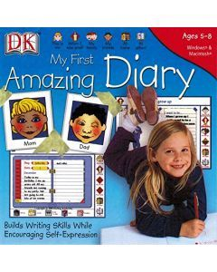 DK - My First Amazing Diary