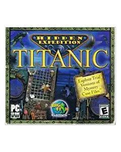 Hidden Expedition - Titanic (PC CD-ROM Software/with Explore Trial Versions of Mystery Case Files)