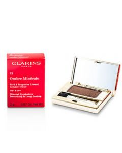 Clarins Ombre Minerale Smoothing and Long Lasting Mineral Eyeshadow - # 13 Dark Chocolate --2g/0.07oz For Women