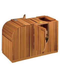HS-02 Far Infrared Half Sauna
