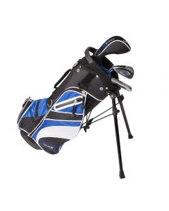 Tour X Size 0 3pc Jr Golf Set w Stand Bag LH