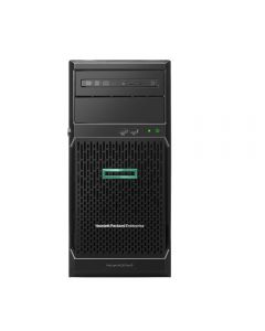 HP ProLiant ML30 Gen10 1x Intel Xeon E-2224 3.4GHz 8GB No HDD No Optical Drive 350W P/S 4U Tower Server P16926-S01