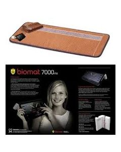 Infrared Therapy Amethyst Bio-mat 7000MX Professional- $100 Discounted for the Medically Licensed (size 28″ x 74″)