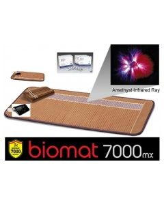 Infrared Therapy Amethyst Professional Bio-mat  +Mini Bio-mat +  Amerthyst Pillow + Detoxi 300 HRS Salt – $100 discounted for Medically Licensed